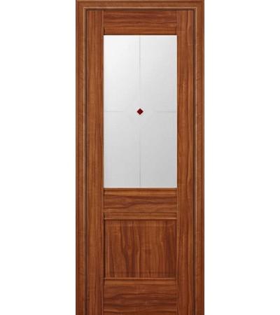 Межкомнатная дверь Профиль Дорс 2X Орех Амари