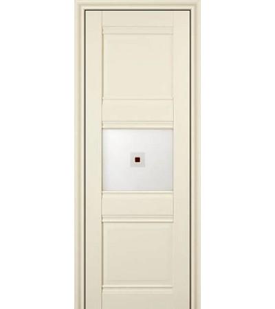 Межкомнатная дверь Профиль Дорс 5X Эш Вайт