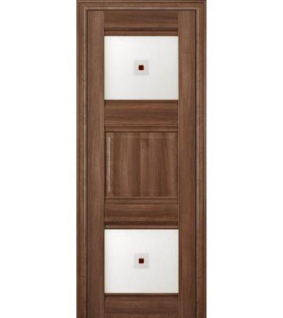 Межкомнатная дверь Профиль Дорс 6X  Орех Сиена