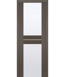 Межкомнатная дверь Профиль Дорс 10Х Грей Мелинга
