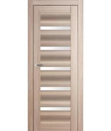 Межкомнатная дверь Профиль Дорс 116Х Капучино Мелинга