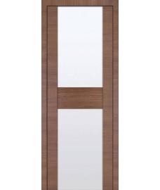 Межкомнатная дверь Профиль Дорс 11Х Малага Чери Кроскут