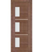 Межкомнатная дверь Профиль Дорс 35Х Малага Чери Кроскут