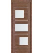 Межкомнатная дверь Профиль Дорс 39Х Малага Чери Кроскут